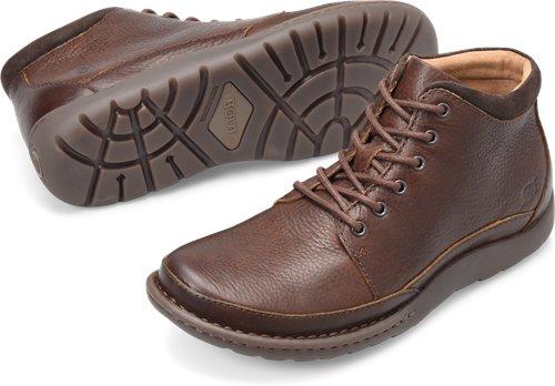 Brown Dark Brown Combo Born Nigel Boot