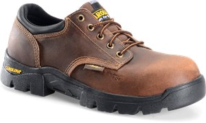 Dark Brown Carolina Mens Composite ESD Oxford