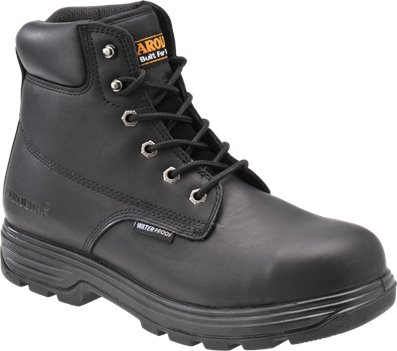 Black Carolina 6 Inch Steel Toe Core Basic