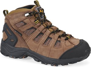 Dark Brown Carolina 6 Inch 4X4 WP  Hiker