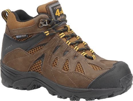 Dark Brown Carolina 6 Inch Carbon Comp.Toe 4x4 Hiker