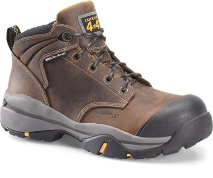 Dark Brown Carolina Anode Hiker