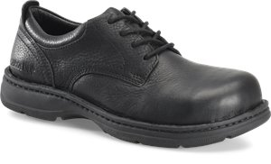 Black Carolina Mens ESD Aluminum Toe Opanka Oxford