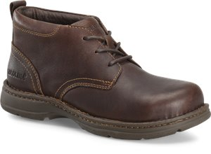 Dark Brown Carolina Mens ESD Aluminum Toe Opanka Chukka