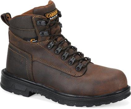 Dark Brown Carolina 6 Inch ESD Boot