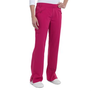 Raspberry Nurse Mates Bethany Pants