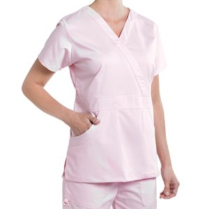 Blush Nurse Mates Lauren Top