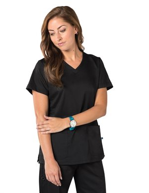 Black Nurse Mates Maci Top