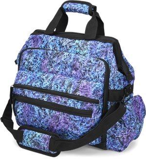 Electric Amethyst  Nurse Mates Ultimate Nursing Bag