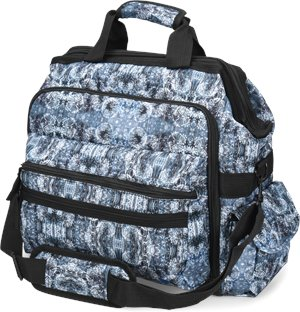 Multi Spring Print Nurse Mates Ultimate Nursing Bag