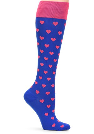 Hearts Nurse Mates Compression Socks 20-30