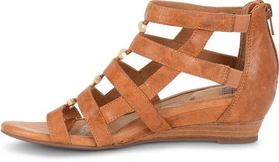 54b116166253 Sofft Rio in Luggage - Sofft Womens Sandals on Shoeline.com