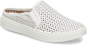 White Sofft Somers II Slide
