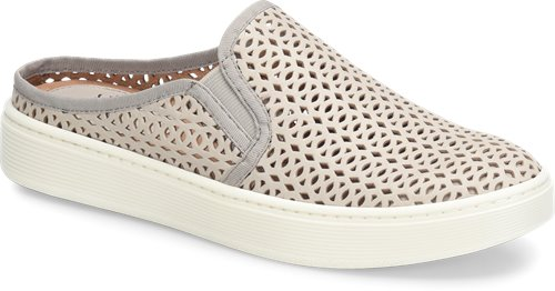 Mist Grey Sofft Somers II Slide