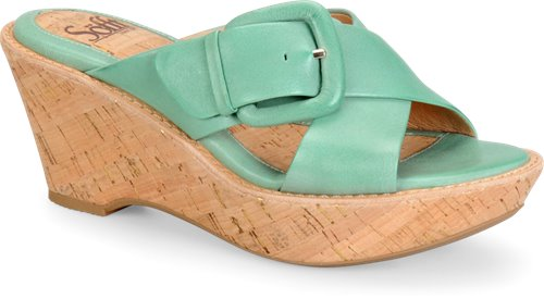 Turquois Sofft Balere