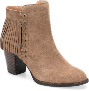 Havana Brown Suede Sofft Winters