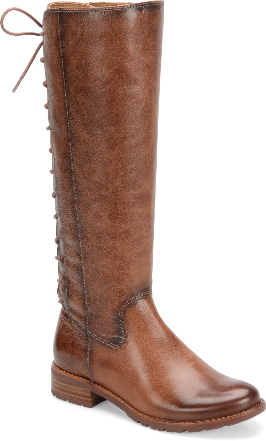 Sofft Sharnell In Whiskey Sofft Womens Boots On Shoeline Com