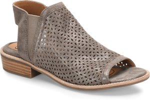 DF1566 Boulevard Womens//Ladies Triple Touch Fastening Sandals