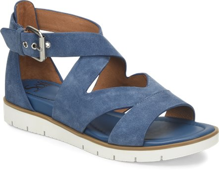 Blue Suede Sofft Mirabelle