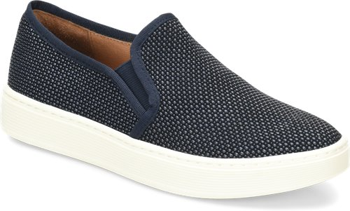Navy Suede Sofft Somers