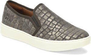 Grey Nubuck Sofft Somers