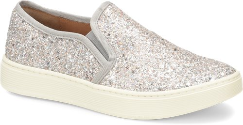 Silver/White Sofft Somers