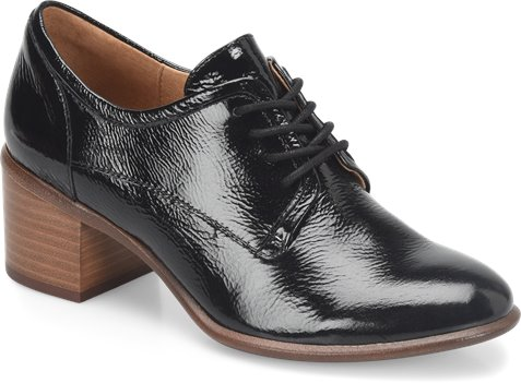 Black Patent Sofft Patience