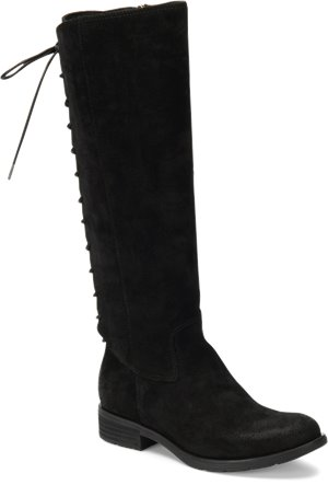 Black Suede Sofft Sharnell II