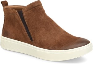 Brown Suede Sofft Britton II