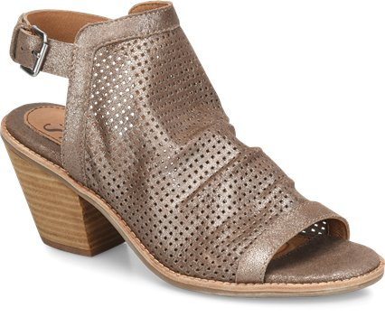 Bronze Suede Sofft Milly