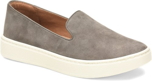 Sofft Somers Slip On in Snare Grey