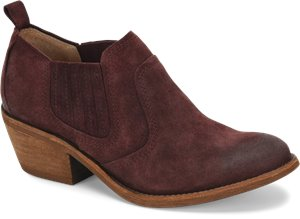 Mosto Red Suede Sofft Adien