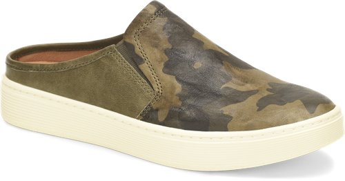 Olive/Army Green Sofft Somers III Slide