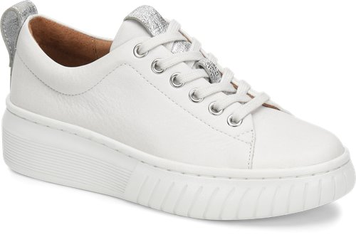White Silver Sofft Pacey