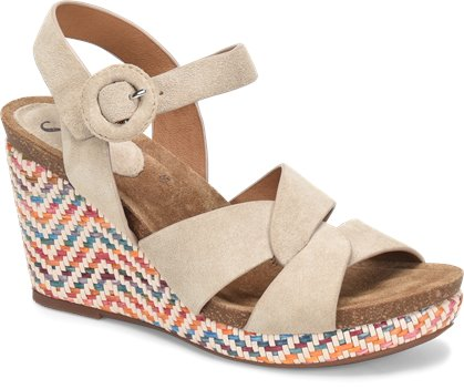 Moonstone Grey Suede Sofft Casidy