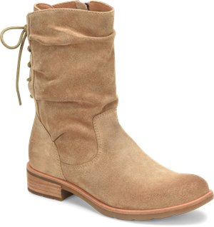 Barley Suede Sofft Sharnell Low