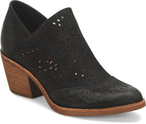 Black Suede Sofft Amberly