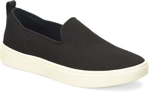 Black Sofft Somers Slip On Knit