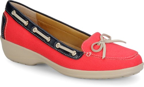 Coral/Navy Softspots Ally