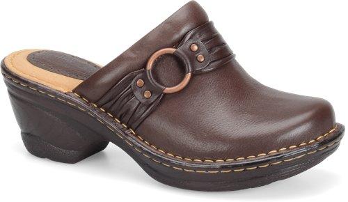 Chocolate-Hero Brown Softspots Linore