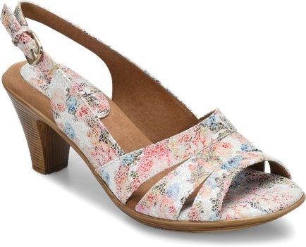 f13c2127b72 Softspots Neima in White Twilight - Softspots Womens Sandals on ...