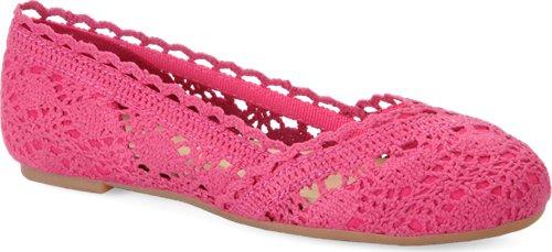 Pink Crochet BOC Sindy