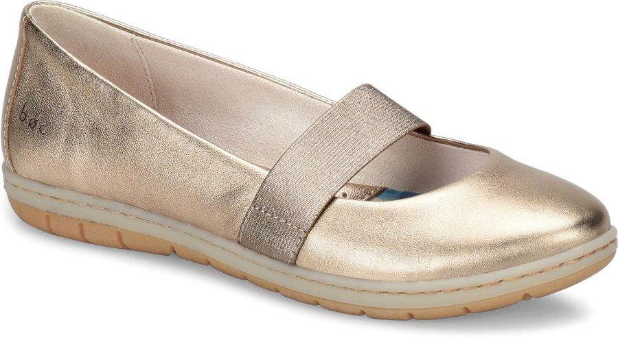 BOC Kalani : Gold Metallic - Womens