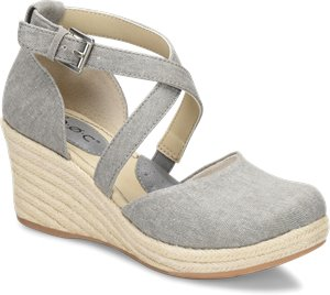 Light Grey Canvas BOC Bree