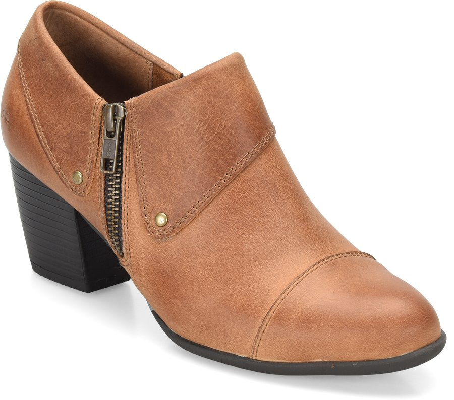 BOC Betty : Light Brown Oiled - Womens