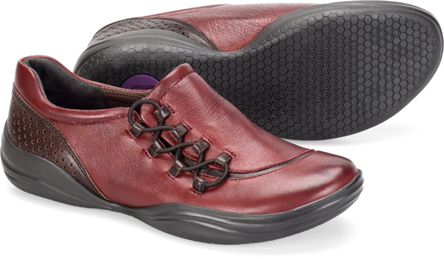 Bionica Sumter : Russet Red - Womens