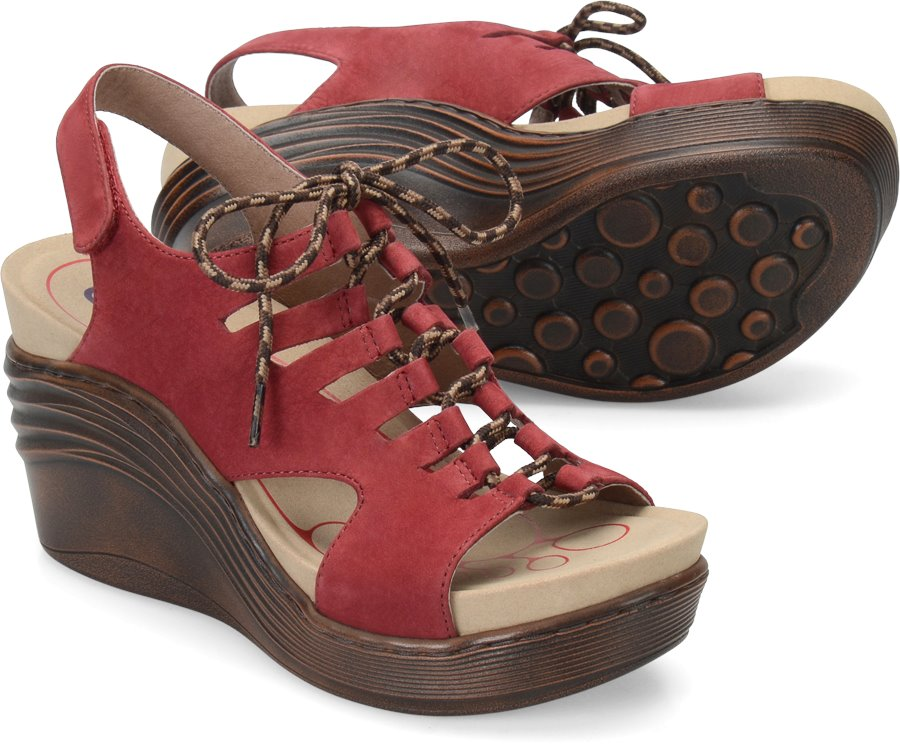 Bionica Sirus : Ruby Red - Womens