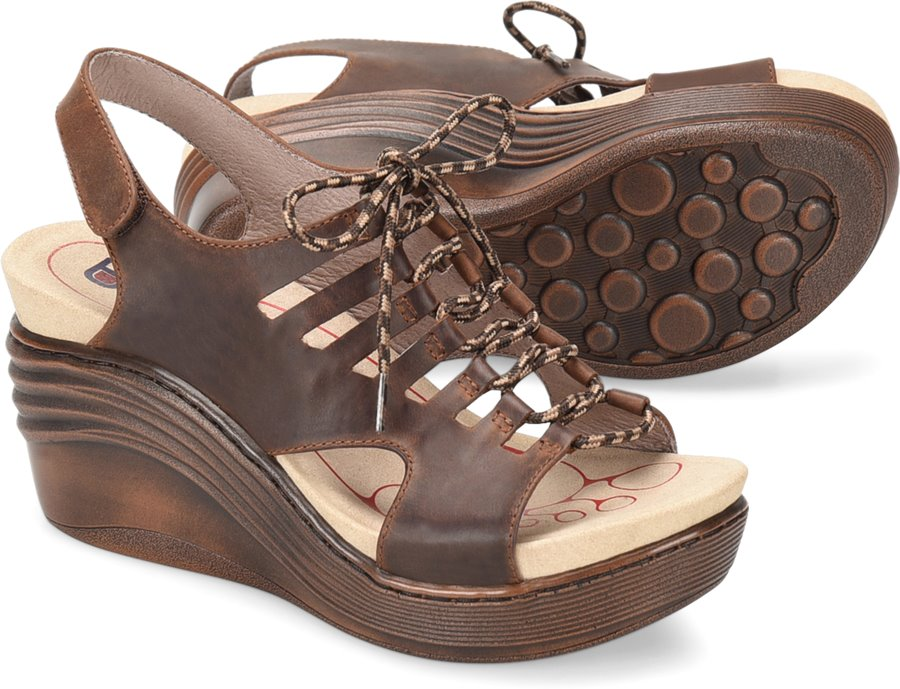 Bionica Sirus : Aztec Brown - Womens