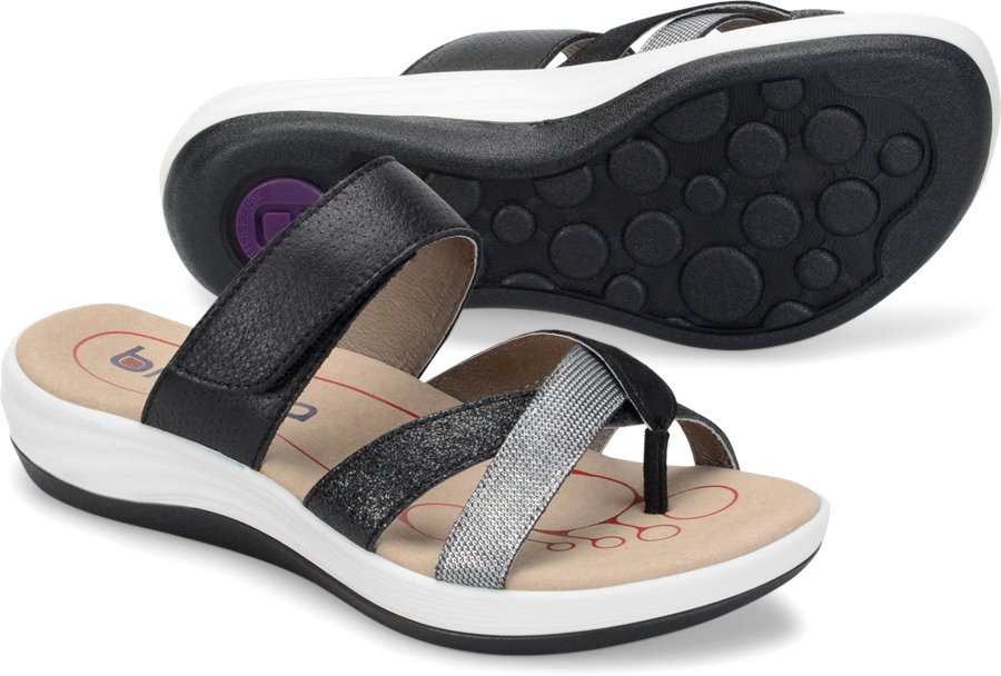 Bionica Nuri : Black Multi - Womens