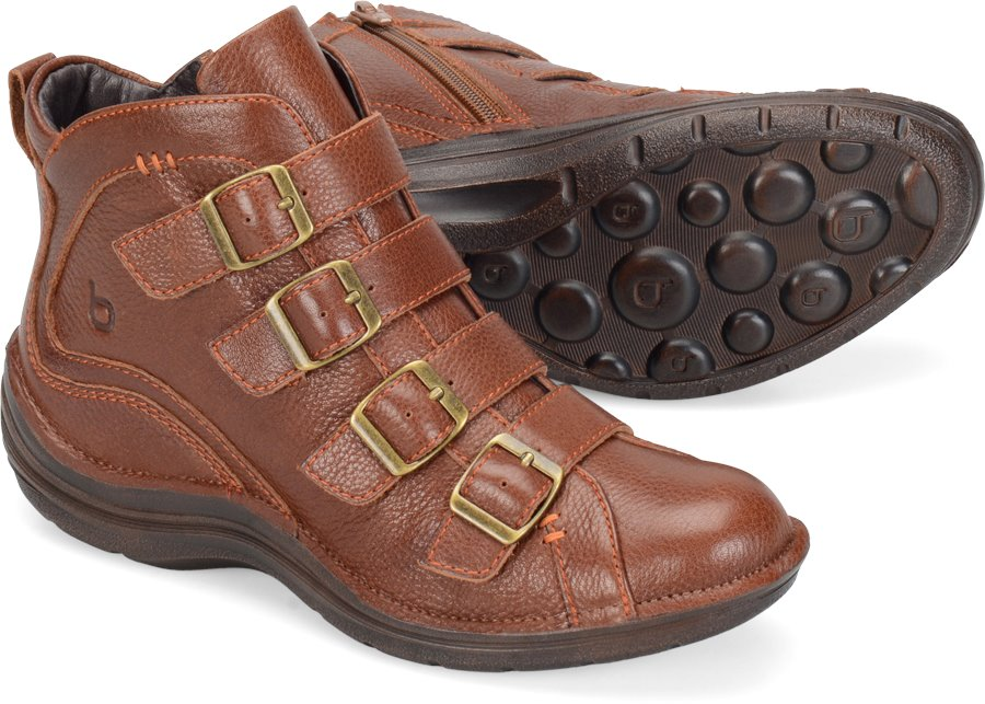 Bionica Orion : Sturdy Brown - Womens